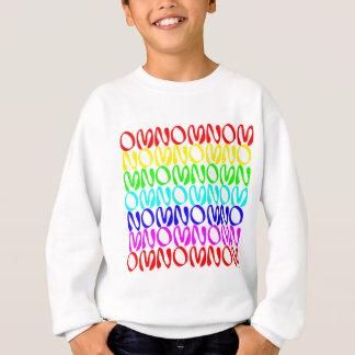 OMNOMNOMNOM 4 Rainbow 2 Sweatshirt