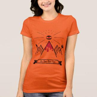 OmNomNomNom Food Mountain T-Shirt