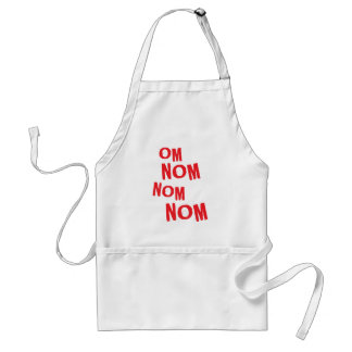 omnomnomnom_red apron