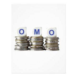 OMO - Operación del mercado libre Plantillas De Membrete