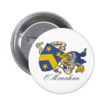 O'Monahan Family Crest Pin