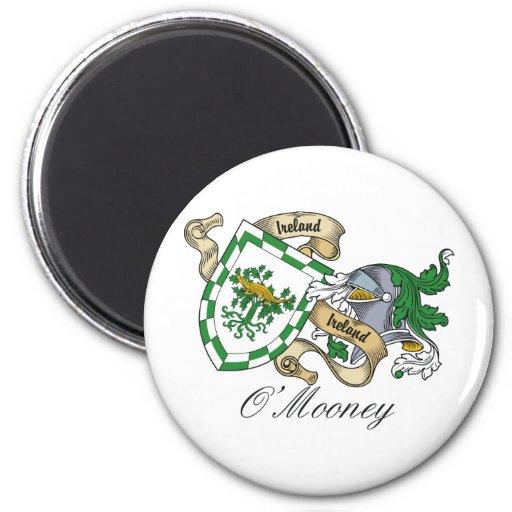 O'Mooney Family Crest Magnet