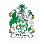 O'Mooney Family Crest Post Card