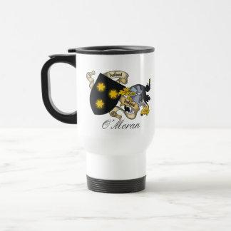 O'Moran Family Crest Mugs
