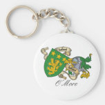 O'More Family Crest Keychains
