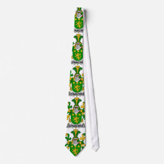 O'More Family Crest Tie