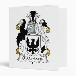 O'Moriarty Family Crest Binders