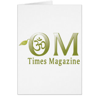 OMTimes Magazine eShop Card
