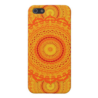 omulyana dancing mandala cover for iPhone 5