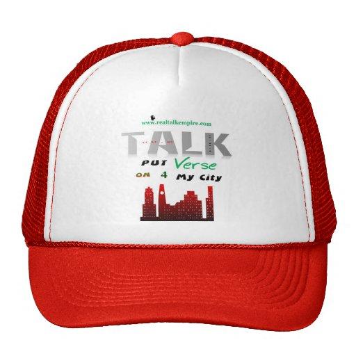 on 4 city - hat