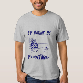 On A Boat T Shirt