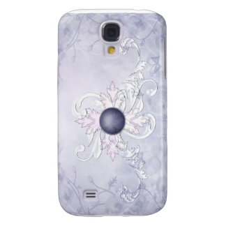On a Clear Purple Day Samsung Galaxy S4 Case