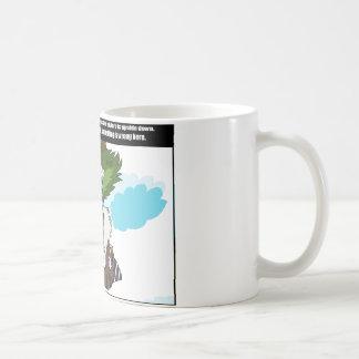 On a Cliff Coffee Mug