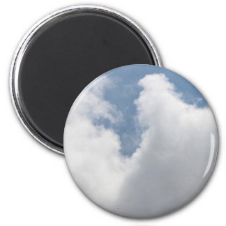 On a Cloudy Day pt 3 2 Inch Round Magnet
