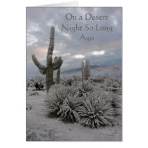 On a Desert Night So Long Ago Card