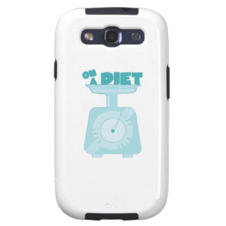 On a Diet Galaxy SIII Covers