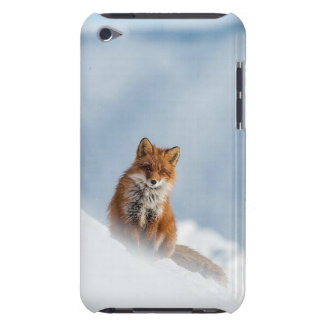 On a frozen Hill Barely There iPod Cases