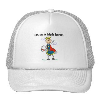 On a High Horse Hats