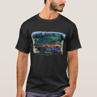 ON A QUIET NIGHT YOU CAN HEAR THEM RUST - MOPAR w- T-Shirt