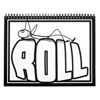 On a Roll Calendars
