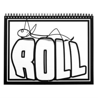 On a Roll Calendar
