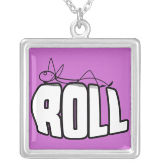 On a Roll Custom Necklace