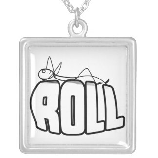 On a Roll Necklace