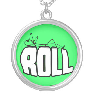 On a Roll Necklaces
