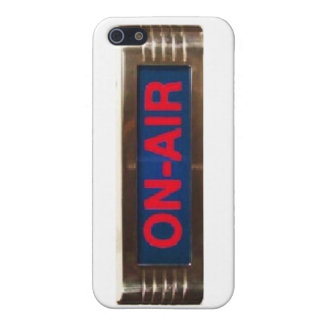 On-Air iPhone Cover for Broadcasters