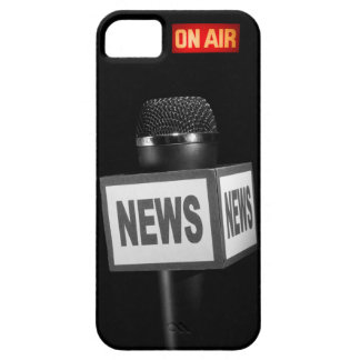 On-Air Microphone Phone Cover iPhone 5 Case