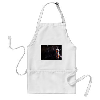 on all accounts, unaccounted. aprons