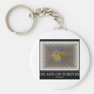 On and On Forever Key Chain