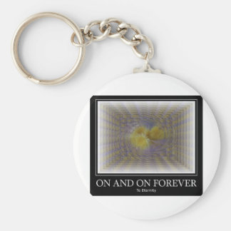 On and On Forever Key Chains