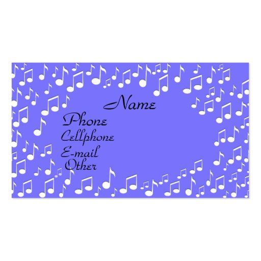 On Beat_ Business Card