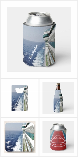 On Board Nautical Drink Accessories