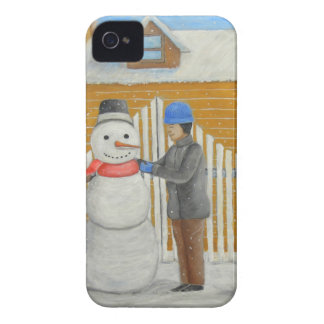 On christmas day Case-Mate iPhone 4 case