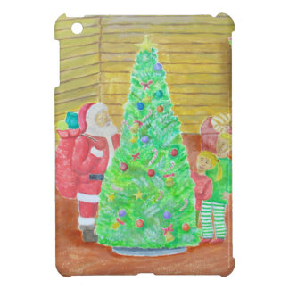 on christmas eve case for the iPad mini
