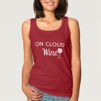 On Cloud Wine Bridesmaid Shirt