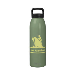 On Course Custom Liberty Bottle Reusable Water Bottles