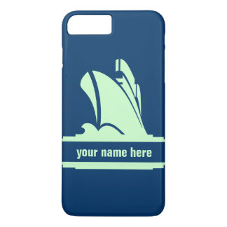 On Course Personalized iPhone 7 Plus Case