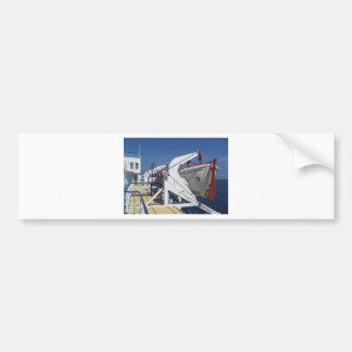On Deck Bumper Sticker