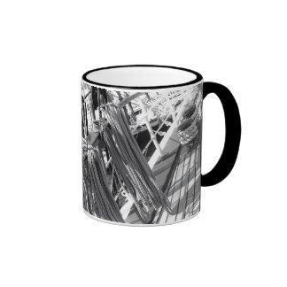 On Deck Ringer Coffee Mug