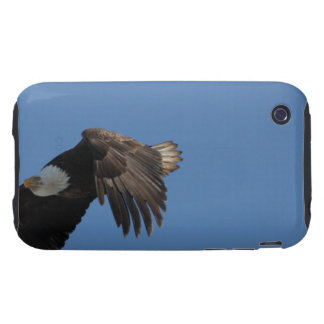 On Eagle Wings Tough iPhone 3 Case