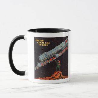 "On ""Eros"" Mug"