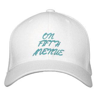 ON FIFTH AVENUE - Custom Baseball Cap