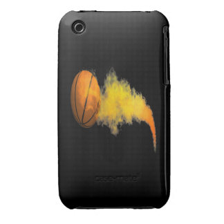 On Fire iPhone 3 Case-Mate Case