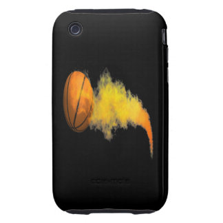 On Fire iPhone 3 Tough Cases