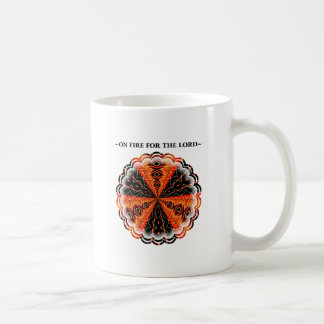 On Fire for The Lord! 2 Coffee Mug