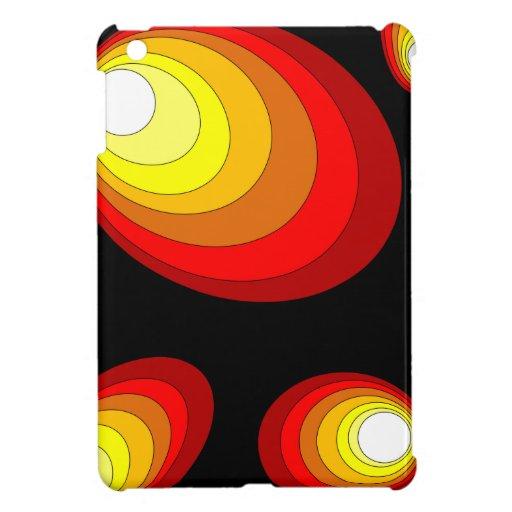 On Fire iPad Mini Case