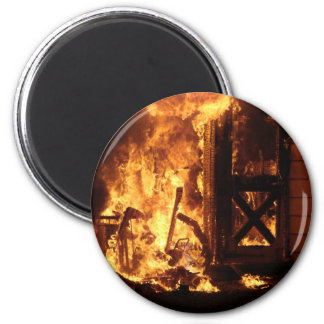 On Fire Magnets